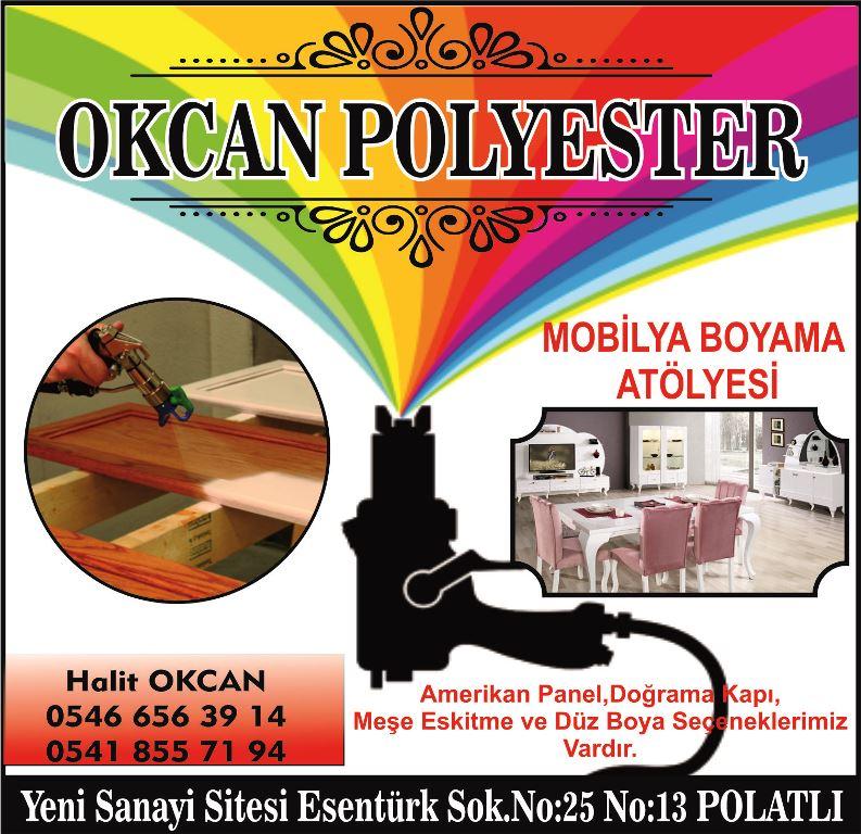 Okcan Polyester Polatli Ticari Dunya Yerel Isletmeler